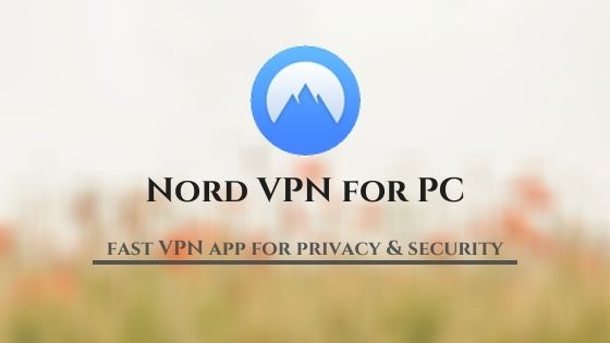 Download Nord VPN for PC