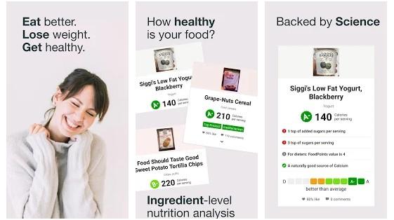 Fooducate App